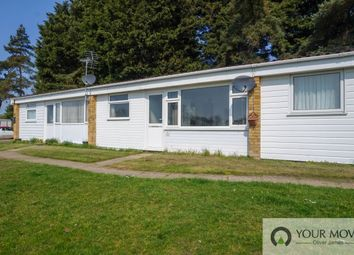 Thumbnail 2 bed bungalow to rent in Waveney Valley Kingfisher Park Homes, Burgh Castle, Great Yarmouth