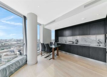 Thumbnail 2 bed flat to rent in Charrington Tower, Biscayne Avenue, Canary Wharf