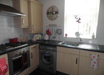 Thumbnail 1 bed flat to rent in Longlands Lane, Findern, Derby