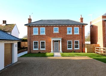 Thumbnail 5 bed detached house for sale in Chelmsford Road, Felsted