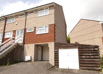 Thumbnail 3 bed end terrace house for sale in Mannamead, Plymouth, Devon