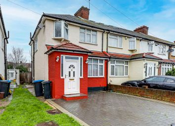 Thumbnail 3 bed end terrace house for sale in Platts Road, Enfield