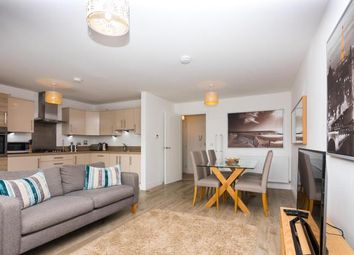 Thumbnail 3 bed flat to rent in Brunswick Road, Edinburgh