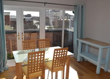 Thumbnail 2 bed flat to rent in 32 Carter Gate, Lace Market, Nottingham