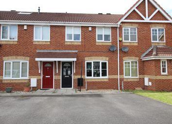 Thumbnail 3 bed terraced house for sale in Ambledene, Bamber Bridge, Preston