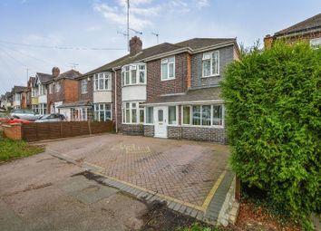 Thumbnail 5 bed semi-detached house to rent in Welford Road, Knighton, Leicester
