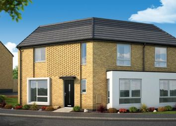 "Thumbnail 3 bed property for sale in ""The Lily At Chase Farm, Gedling"" at Arnold Lane, Gedling, Nottingham"