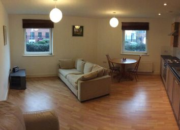 Thumbnail 1 bed flat to rent in Burrage Road, Redhill
