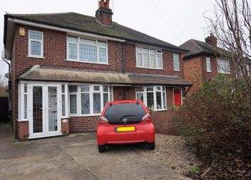 Thumbnail 2 bed semi-detached house for sale in Long Lane, Attenborough