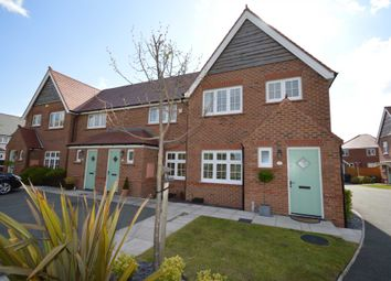 Thumbnail 3 bed end terrace house for sale in Hulme Close, Bromborough, Wirral