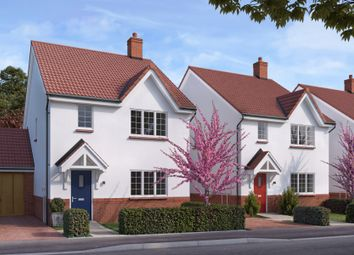 Thumbnail 3 bed detached house for sale in The Bramley, The Orchard, Brent Knoll