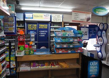 Thumbnail Retail premises for sale in Newsagents WS13, Staffordshire