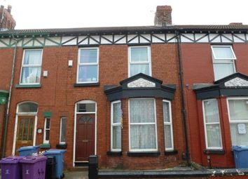 Thumbnail 3 bedroom property to rent in Avondale Road, Wavertree, Liverpool