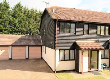 Thumbnail 1 bed flat for sale in Wickham Close, Newington, Sittingbourne