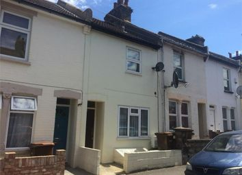 Thumbnail 2 bed terraced house to rent in Victoria Road, Chatham