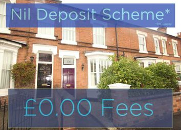 3 bed terraced house to rent in Park Hill Road, Harborne, Birmingham B17