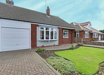 Thumbnail 2 bed semi-detached bungalow for sale in Lime Avenue, Willerby, Hull