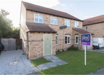 Thumbnail 3 bed semi-detached house for sale in Sanderson Way, Mexborough
