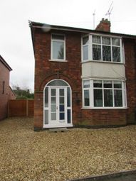 Thumbnail 3 bed semi-detached house to rent in Eastlands Road, Hillmorton, Rugby, Warwickshire