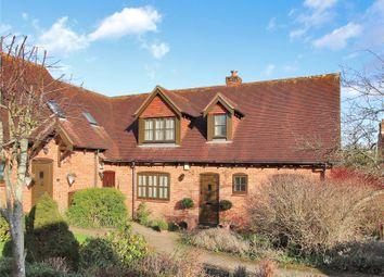 Thumbnail 3 bed semi-detached house for sale in Hildenbrook Farm, Riding Lane, Hildenborough, Tonbridge