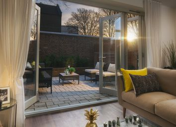 Thumbnail 4 bed town house for sale in Plot 2106, West Park Quarter, Acton Gardens, Acton