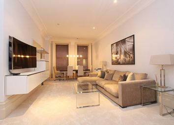 Thumbnail 2 bed flat to rent in Pont Street, Knightsbridge