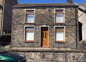 Thumbnail 3 bed detached house for sale in High Street, Mountain Ash