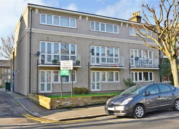 Thumbnail 3 bedroom flat for sale in Vicarage Road, London