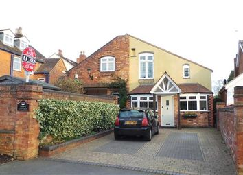 Thumbnail 4 bed detached house for sale in Crown Lane, Four Oaks, Sutton Coldfield
