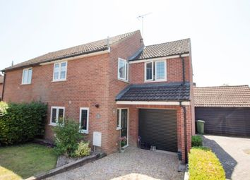 Thumbnail 4 bed semi-detached house for sale in Saxon Way, Lychpit, Basingstoke
