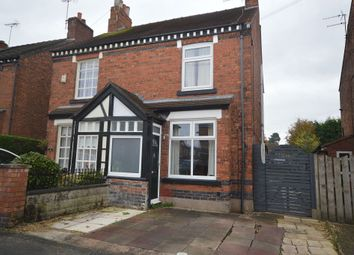 Thumbnail 2 bed semi-detached house for sale in Oakland Avenue, Haslington, Crewe