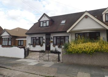 Thumbnail 4 bed bungalow for sale in Romford, London, United Kingdom