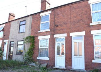 2 bed terraced house for sale in First Avenue, Ilkeston, Derbyshire DE7