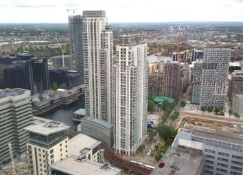 Thumbnail 1 bed property to rent in Pan Peninsula Square, London, Greater London.