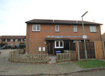1 bed end terrace house for sale in Littlemead, Goldsworth Park, Woking GU21