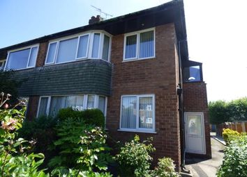 Thumbnail 1 bed flat for sale in Ravenglass Avenue, Maghull, Liverpool, Merseyside
