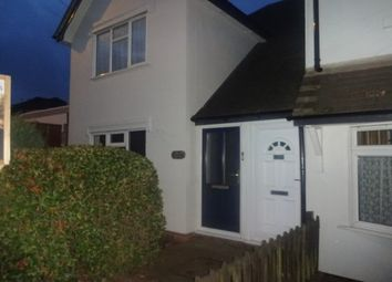 Thumbnail 1 bed flat to rent in Chester Road, Brownhills, Walsall