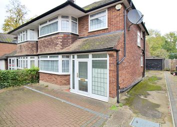 Thumbnail 3 bedroom semi-detached house to rent in Laurel View, London