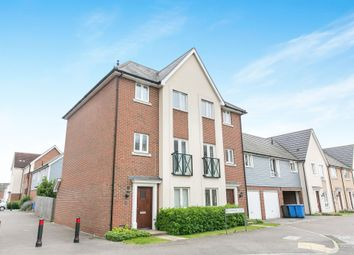 Thumbnail 3 bed semi-detached house for sale in Hyperion Court, Ipswich