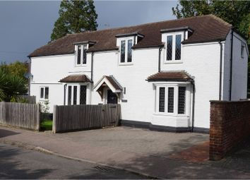 Thumbnail 4 bed detached house for sale in Church Lane, Broadbridge Heath