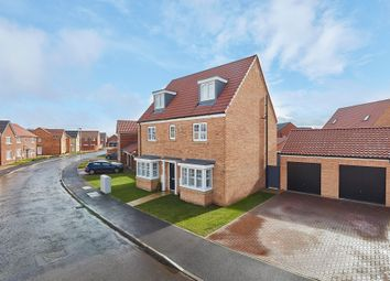 5 bed detached house for sale in Mallard Way, Exning, Newmarket CB8