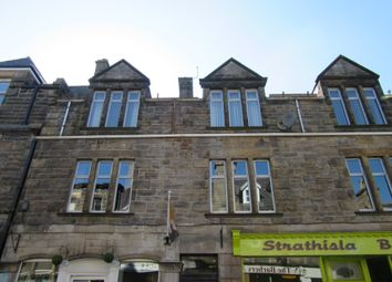 Thumbnail 3 bedroom flat for sale in Mid Street, Keith