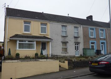 Thumbnail 3 bed end terrace house for sale in Old Road, Skewen, Neath .
