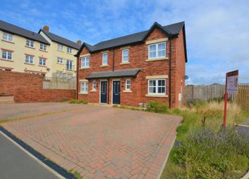 Thumbnail 3 bed semi-detached house for sale in Clarendon Drive, Whitehaven