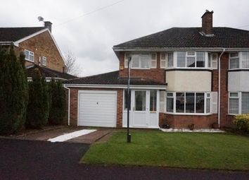 4 bed semi-detached house for sale in Streather Road, Four Oaks, Sutton Coldfield B75