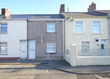 3 bed terraced house for sale in Robert Street, Milford Haven SA73