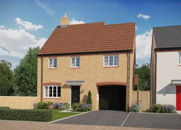 Thumbnail 3 bed detached house for sale in New Yatt Road, North Leigh Oxfordshire