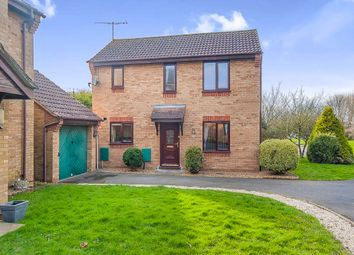 Thumbnail 3 bedroom detached house for sale in Hoylake Drive, Farcet, Peterborough