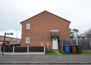 Thumbnail 1 bedroom end terrace house to rent in Kipling Avenue, Tilbury, Essex