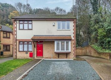 Thumbnail 2 bed semi-detached house for sale in Perkins Close, Worcester Park, Greenhithe, Kent